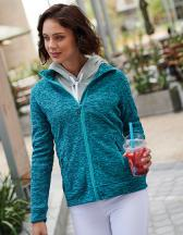 Women´s Thornly Full Zip Marl Fleece Jacket