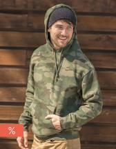 Men´s Heavyweight Hooded Pullover