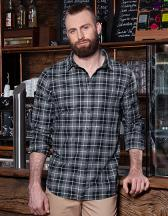 Men`s Checked Shirt Urban