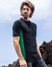 Men`s Functional Contrast Polo