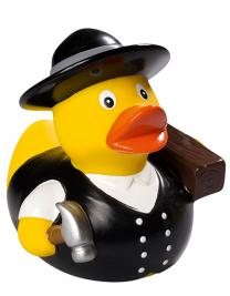 Schnabels® Squeaky Duck Carpenter