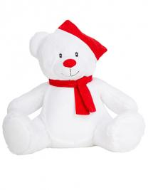 Christmas Zippie Bear