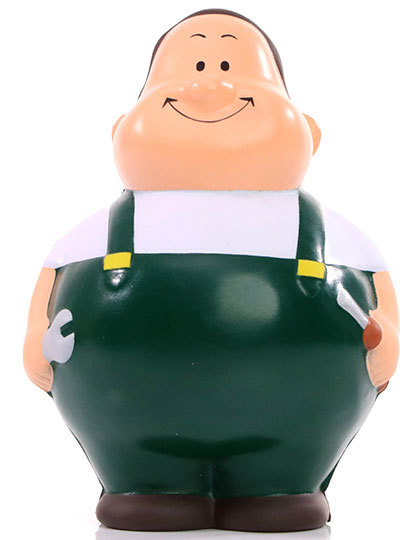 SQUEEZIES® Worker Bert®, Green